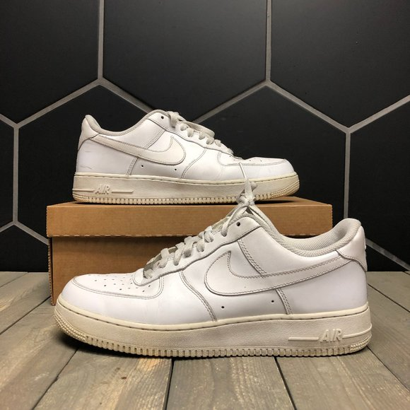 Nike Shoes | Air Force 1 White Size 115